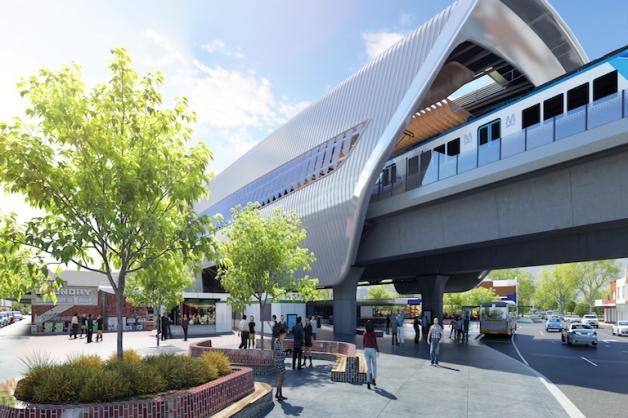 Sky Rail Project