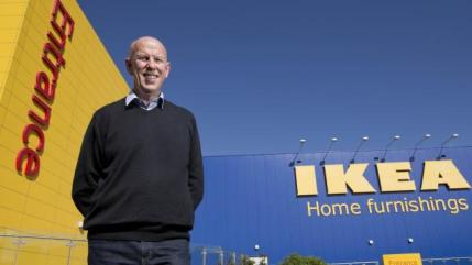 David Hood, IKEA Australia country manager