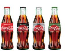 Pic 2 - coke bottles