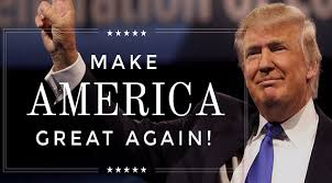 Trump - make america great