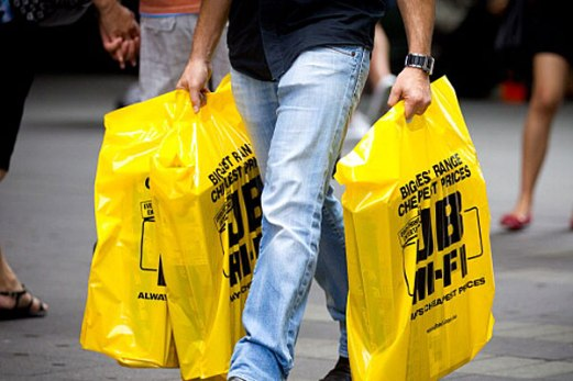 Consumer confidence backs JB HiFi in latest Reputation Index research